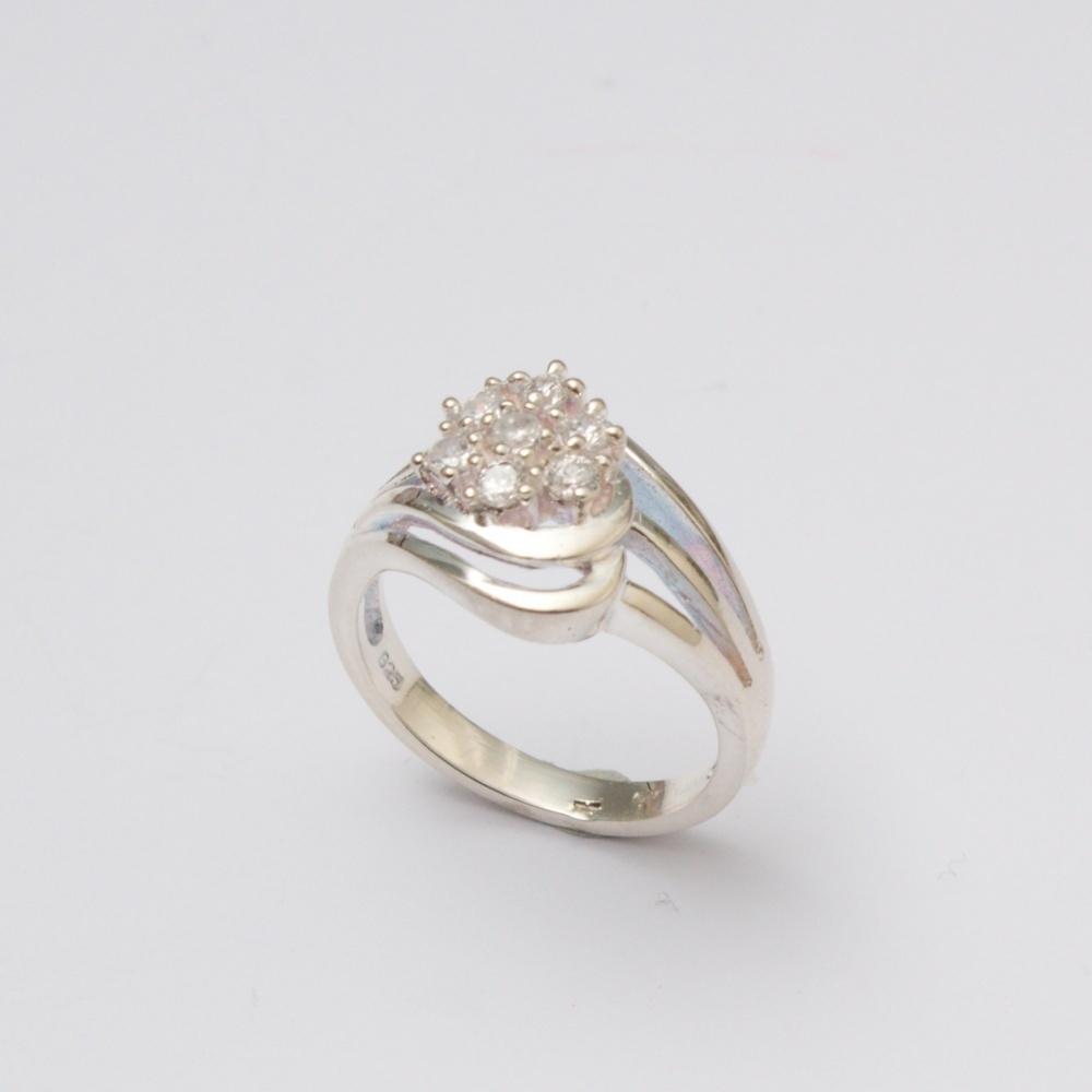Strieborný prsteň Otík