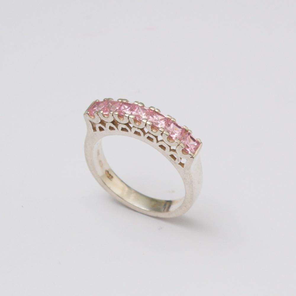 Strieborný prsteň ježko
