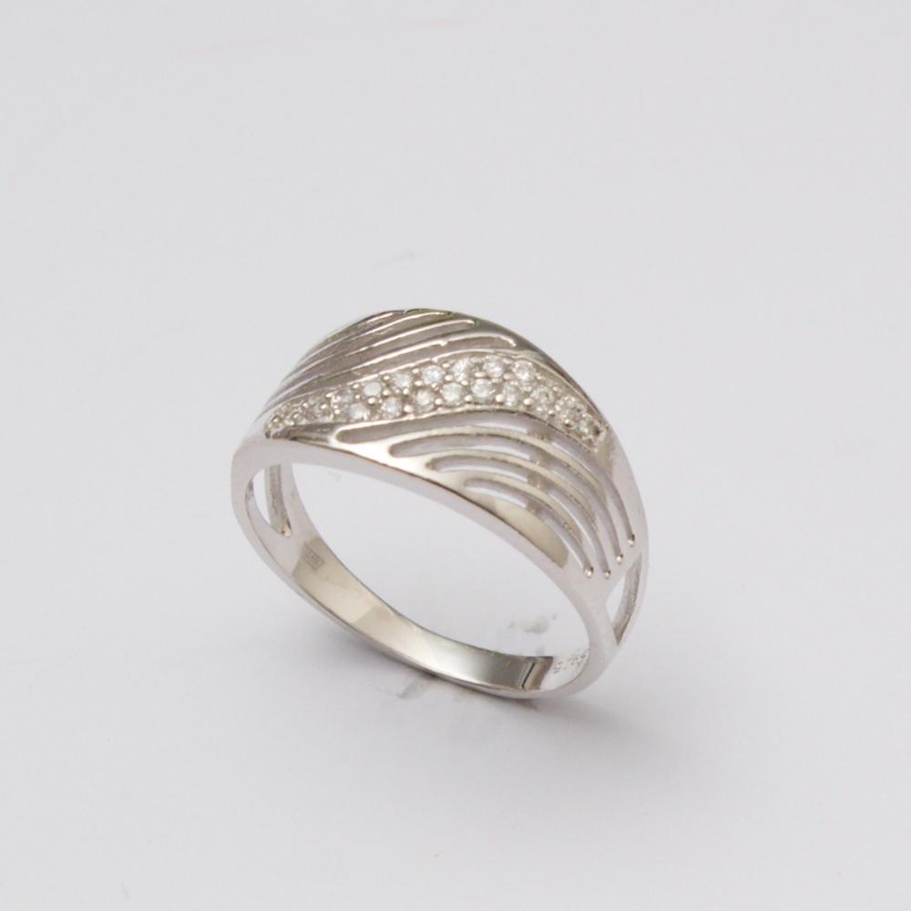 Strieborný prsteň nostalgia