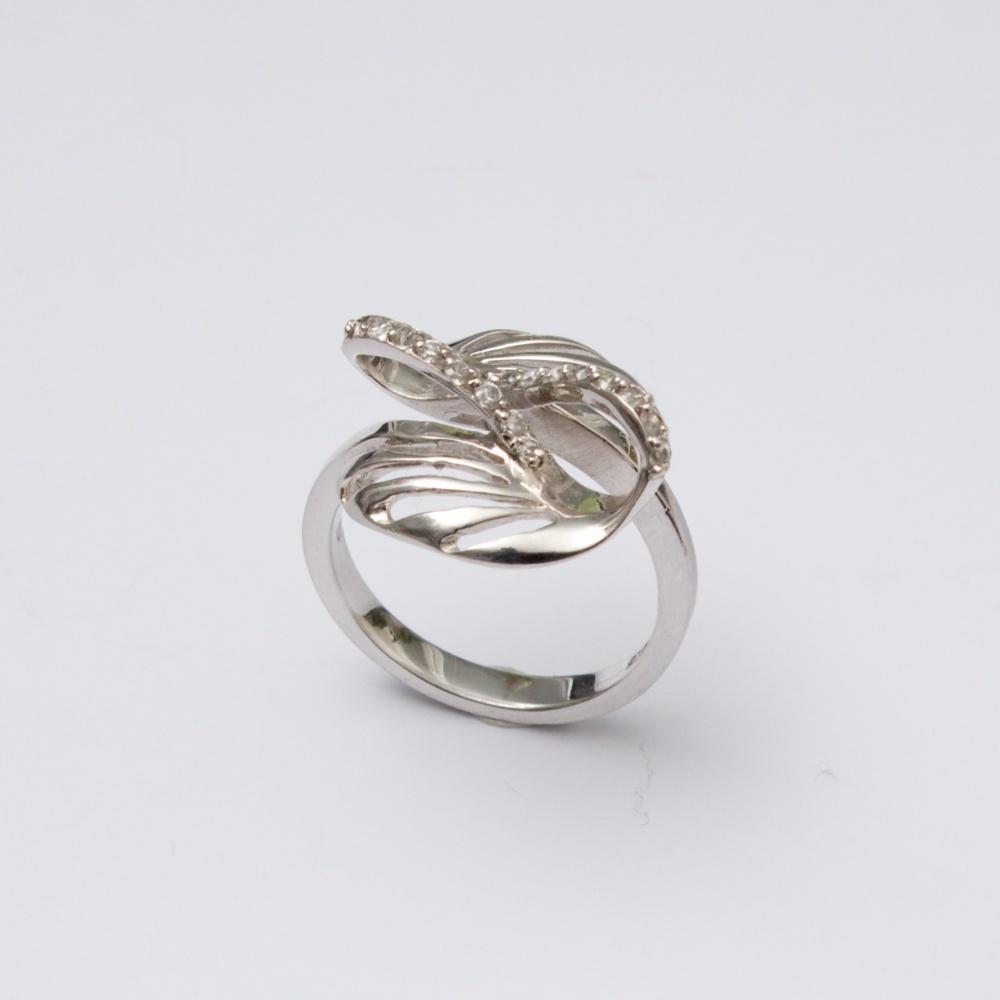 Strieborný prsteň Tretia dimenzia