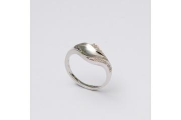 Strieborný prsteň  Mirek