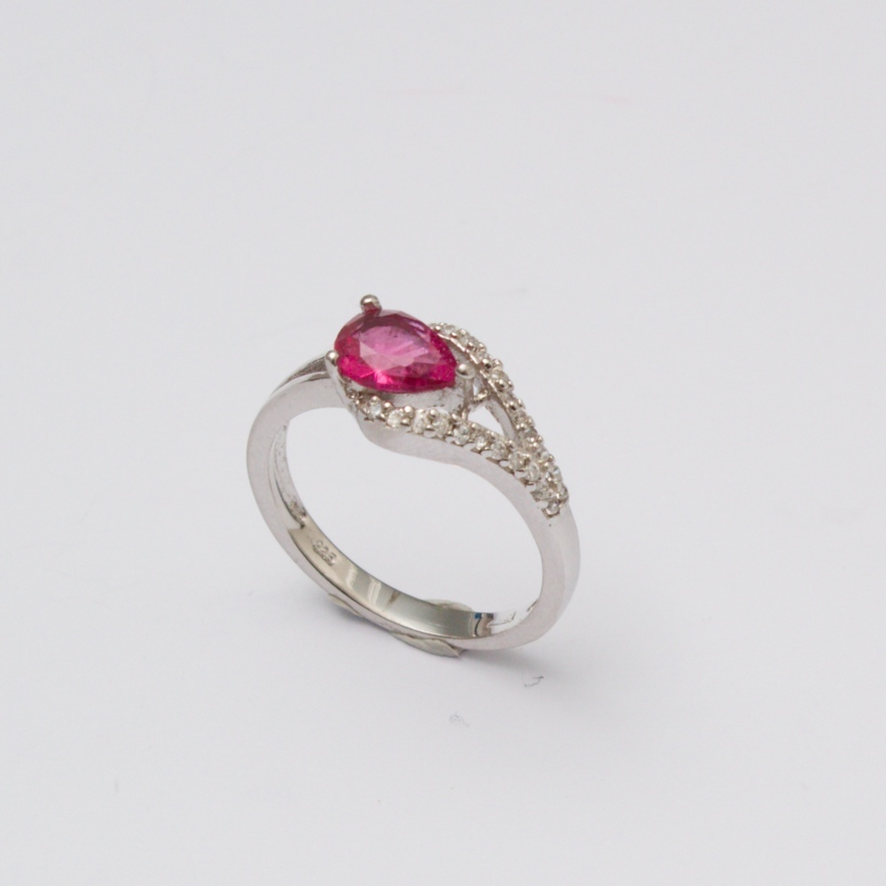 Strieborný prsteň  Marika