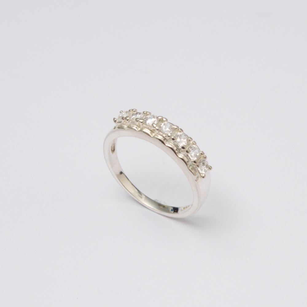 Strieborný prsteň Veronika