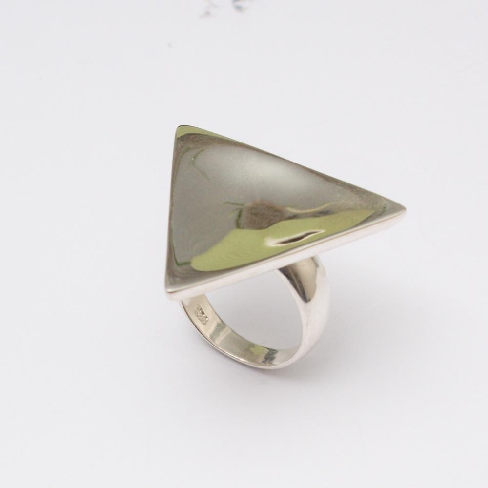 Strieborný prsteň Boris