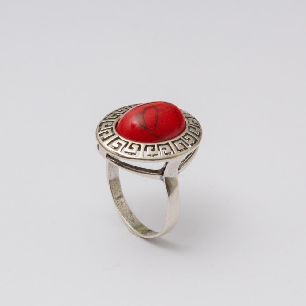 Strieborný prsteň Dalimil