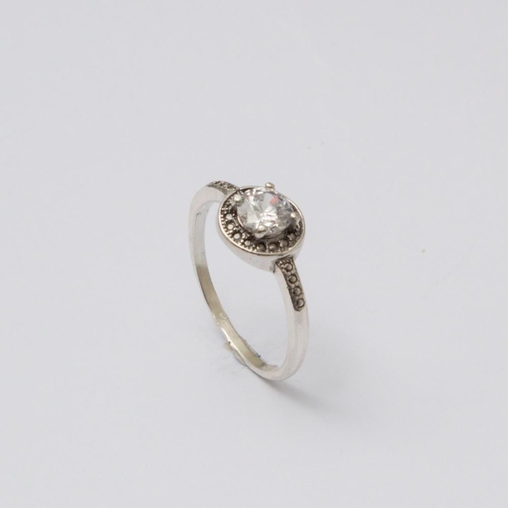 Strieborný prsteň Hapy