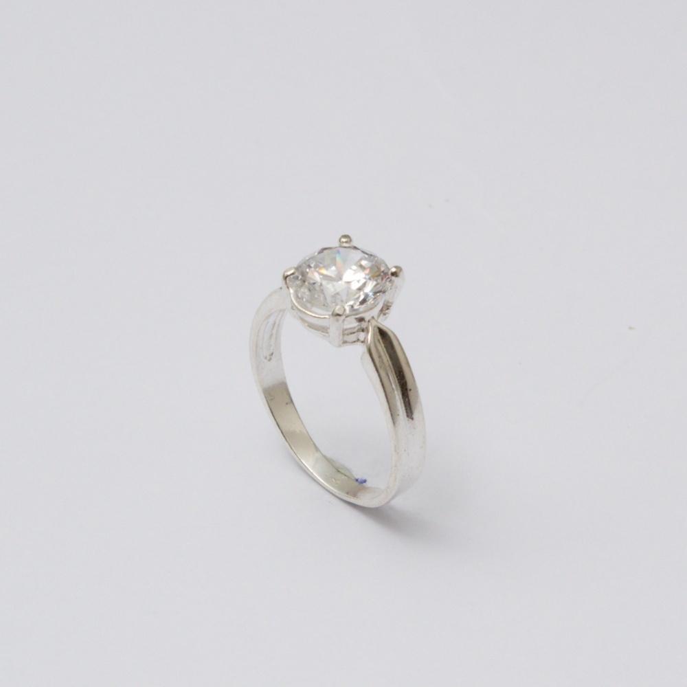 Strieborný prsteň Majo