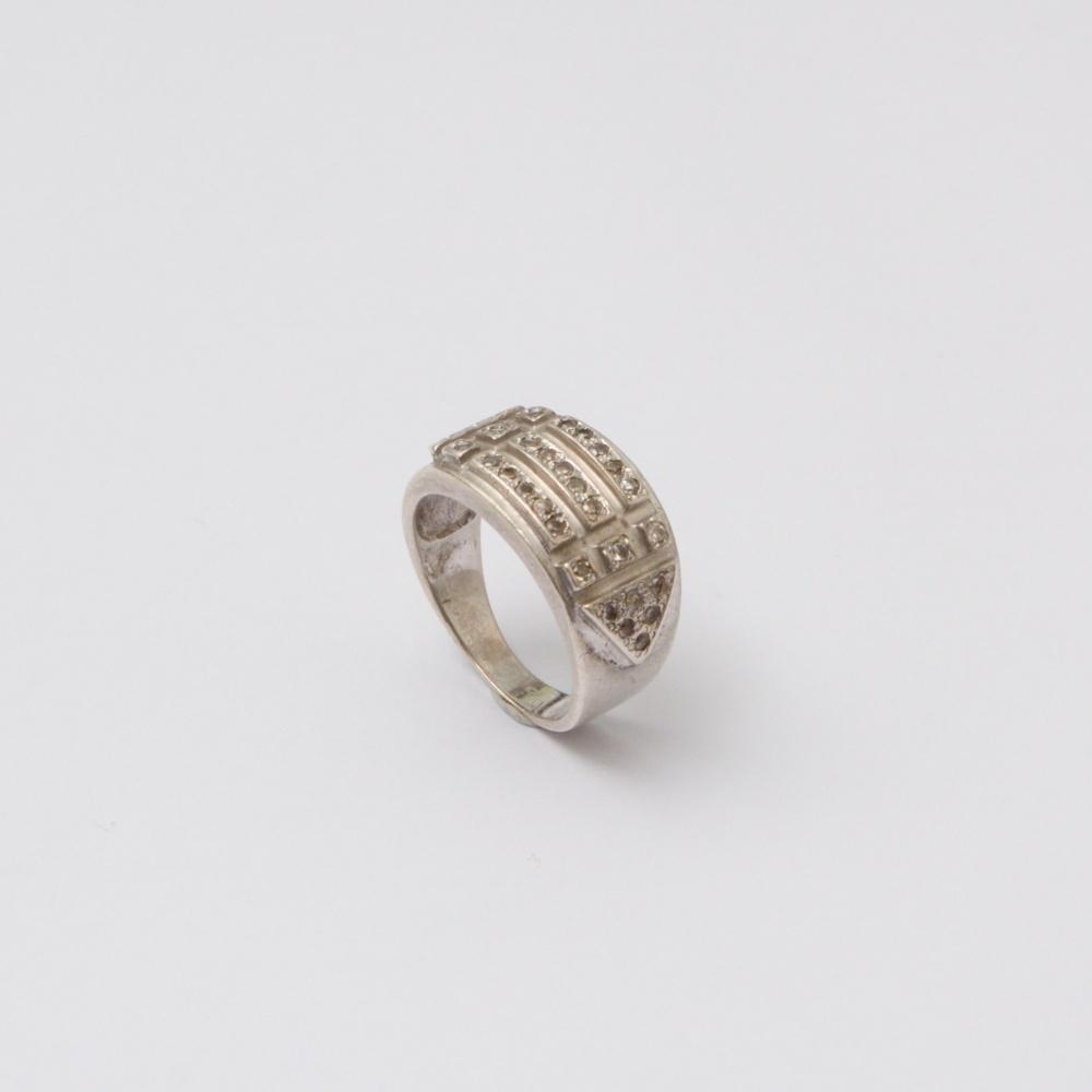 Retro prsteň Ag 835 Ignác