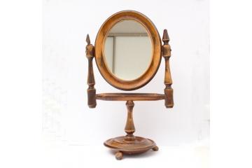 Drevené zrkadlo