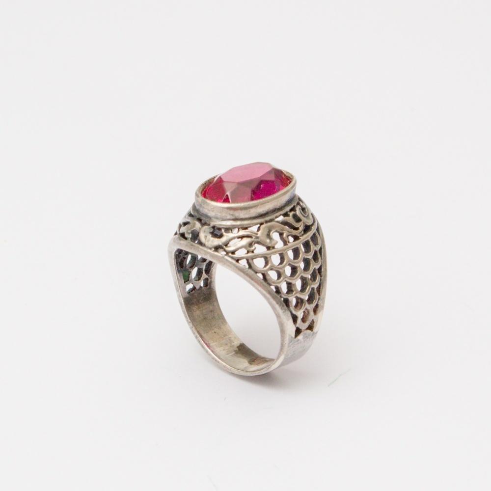Retro prsteň Ag 900 Oliver 5,50g