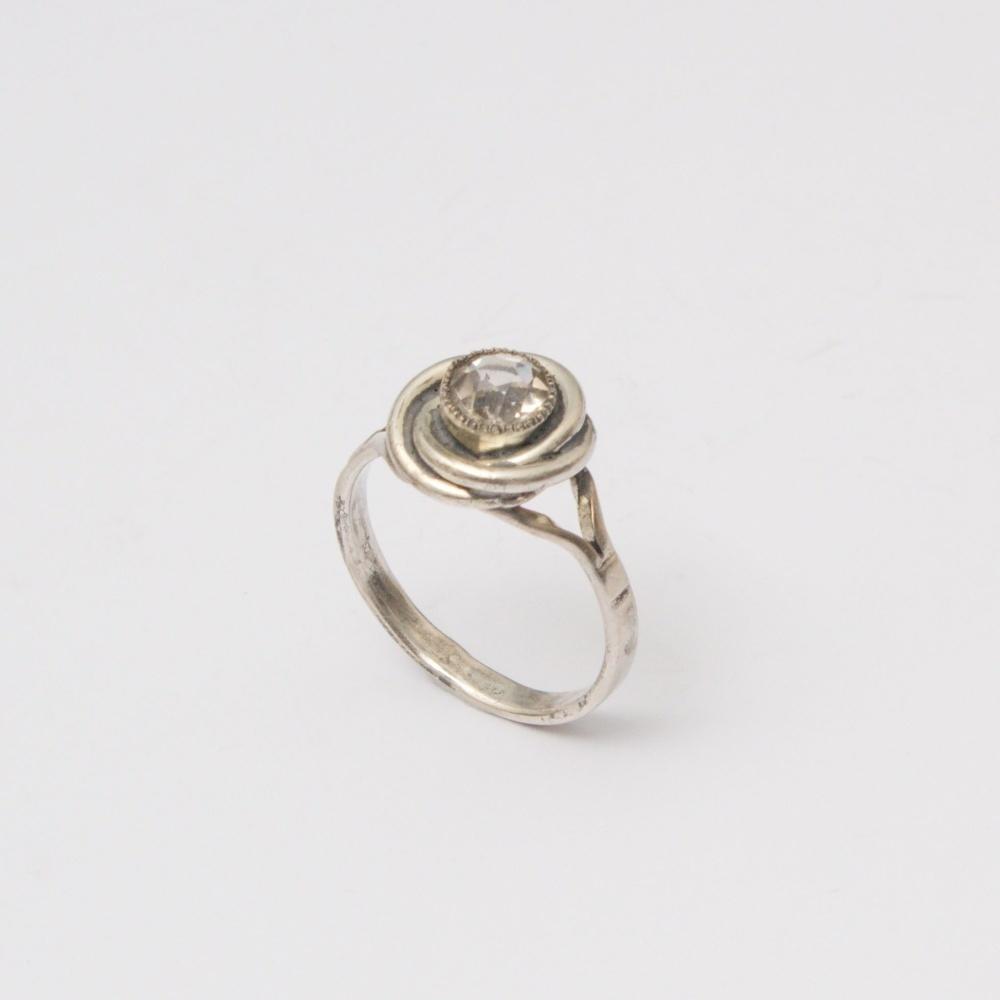 Retro prsteň Ag 835 Gustav 4,10 g