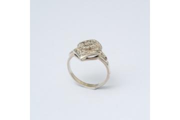 Retro prsteň Ag 925 Oskar 3,20 g