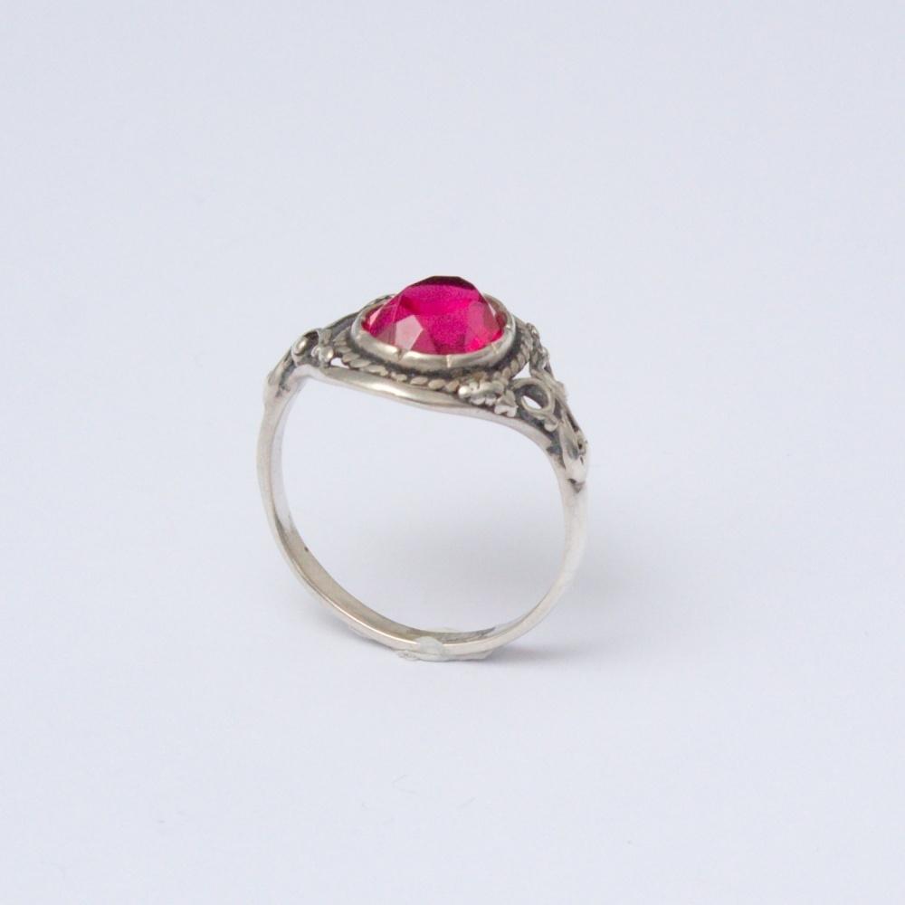 Retro prsteň Ag 925 Ernest 3,00 g