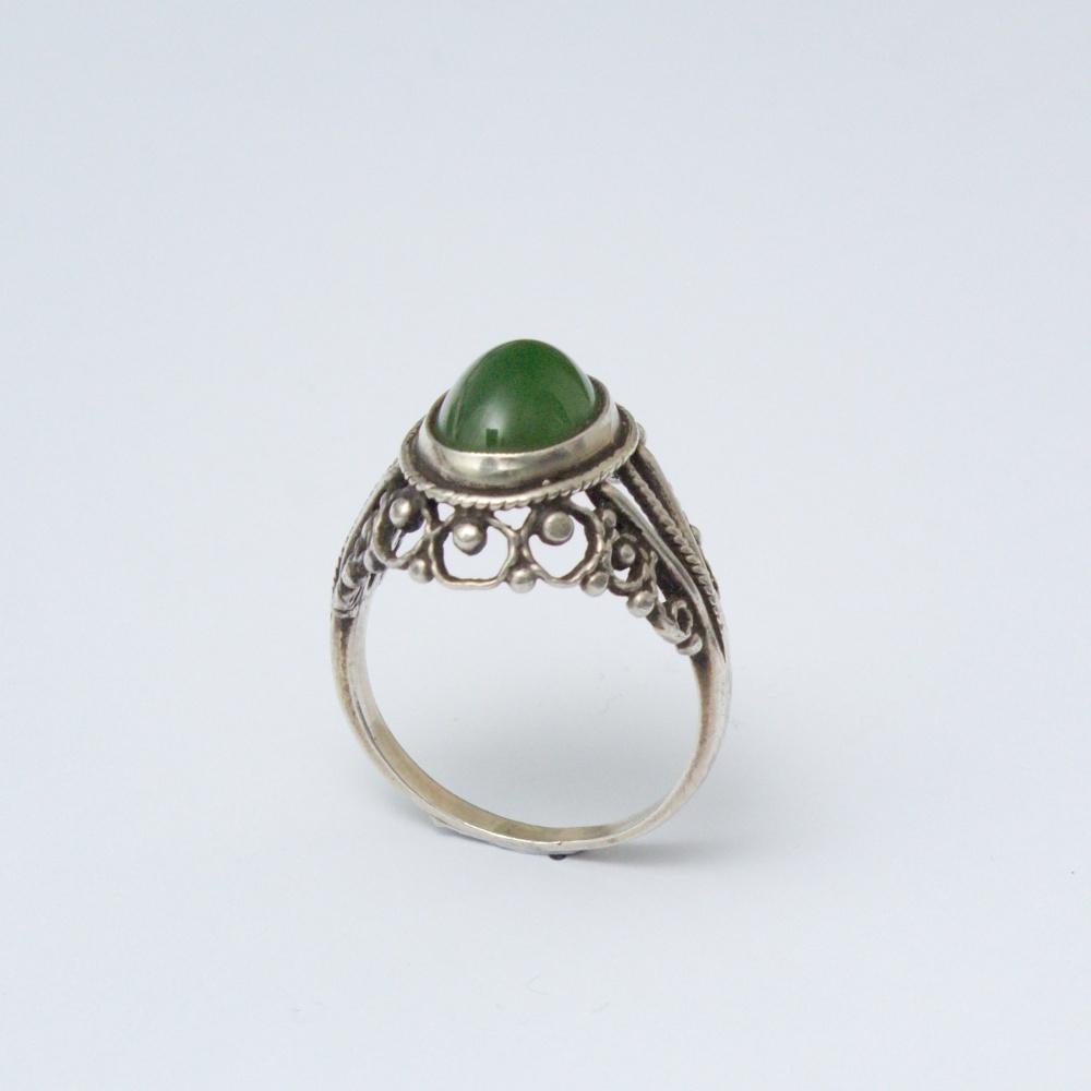 Retro prsteň Ag 835 Gusto 6,80 g