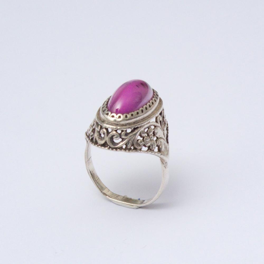 Retro prsteň Ag 835 Sergej 4,40 g