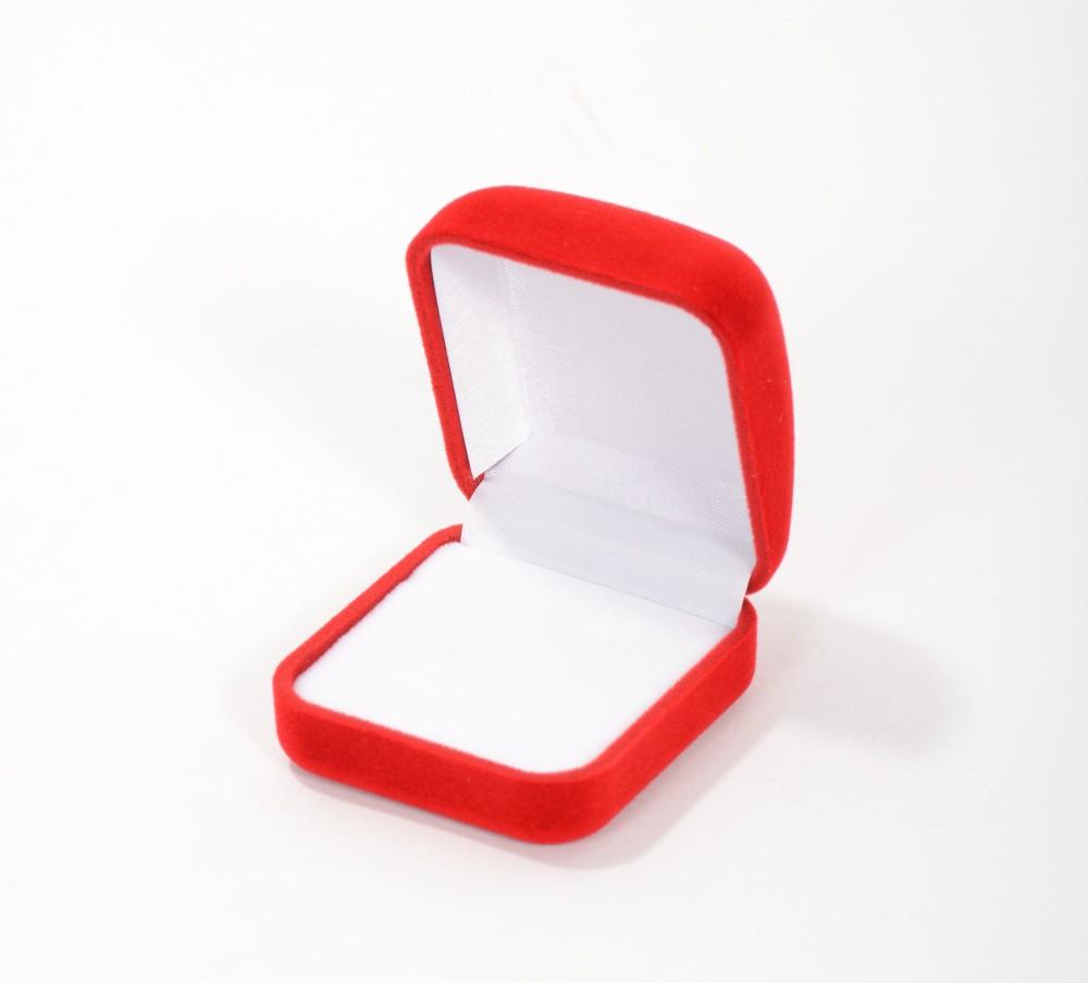 Zamatová krabička